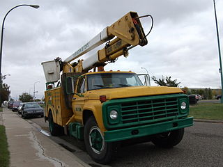 Finding Replacement Parts for Your Bucket Truck - Utility